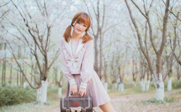 「YALAYI雅拉伊」No.36-团团-樱花樱花想见你(55P 592M)
