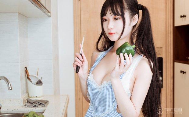 「YALAYI雅拉伊」No.40-小琉-美味厨娘(42P 377M)