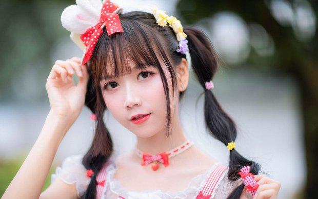 231.小唯萌主-粉红洛丽塔