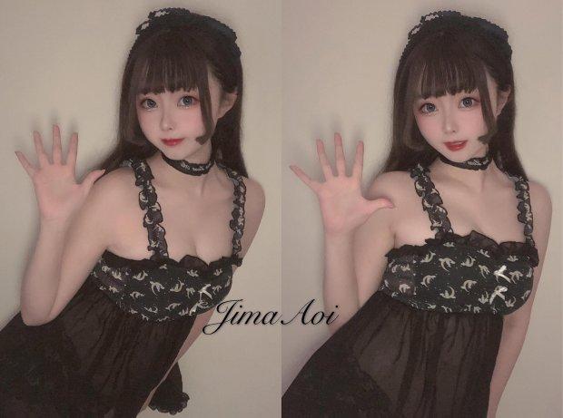 234.嶋葵-暗系少女