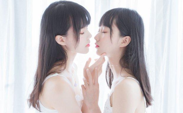 「桜桃喵|木绵绵OwO」No41-朝 白裙×白裙(54P 680M)