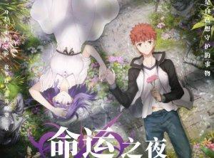 剧场版动画《命运之夜—天之杯II:迷失之蝶》将于7月12日在国内上映,BD光盘8月21日发售